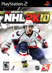 *NHL 2K10* игра для Sony PS 2 за 150руб. в СПб