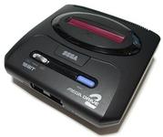 Продаю Sega Mega Drive 2 (16 bit)