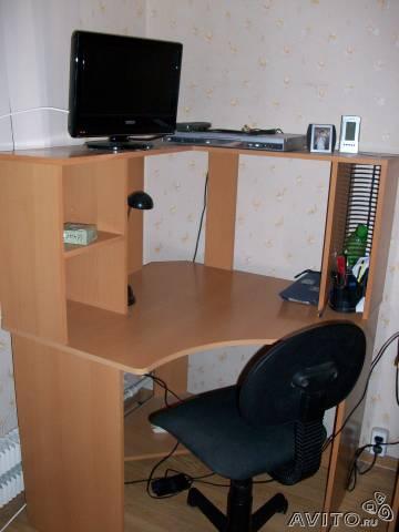 продам продам компьютерныйписьменный стол икеа Ikea угловой Tage