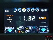 Мультимедийный монитор для Honda Pilot с Trip интерфейсом