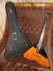 Балалайка с чехлом,  2008 г.,  отличное состояние