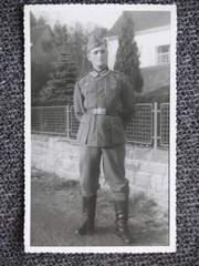 Две фотографии солдата Вермахта во время Восточной Кампании 1941 года