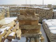 Фасадный природный камень