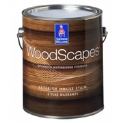 Американская фасадная пропитка для дерева WoodScapes®