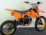 Кроссовый мотоцикл KXD 125см3