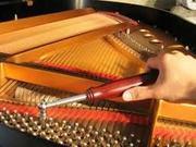 настройка оценка пианино