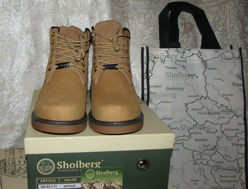 705028ffe Продам: Зимняя кожаная мужская обувь Shoiberg на натуральном меху ...