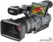 Продам профессиональную видеокамеру SONY HDR FX1E