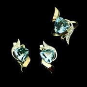 Ювелирные серебряные украшения оптом SRIBLOSVIT