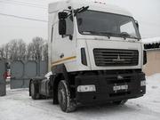 Седельный тягач МАЗ 5440В9-1470-031