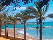 Радушие ИСПАНИИ......на море и солнце ( Теннис-Гольф-Серфинг )
