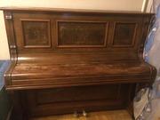Фортепиано антикварное A.Hoffman, Гамбург