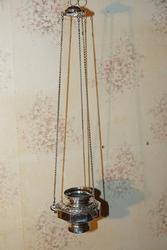Лампада церковная в стиле Ампир,  серебро «84» пробы. Москва,  1835 год.