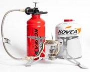 Мультитопливная горелка Kovea Dual Max (газ,  бензин)