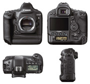 Продам новую фотокамеру Canon EOS 1D X body.