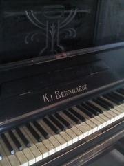 пианино K.I.BERNHART отдам в хорошие руки