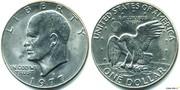 Железный доллар 1977