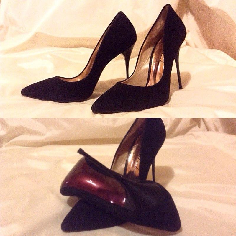 Женские туфли купить на клумбе