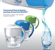 Ощелачивающий кувшин-фильтр для воды