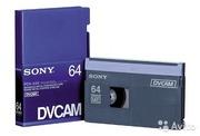 Продам видеокассеты SONY DVCAM