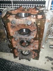 Блок двигателя ЯМЗ 236