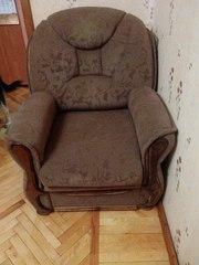 продам кресло-кровать недорого