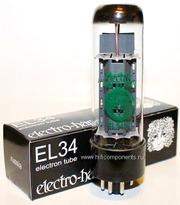 Радиолампа EL34 Electro Harmonix