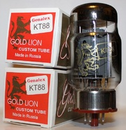 Радиолампа КТ88 Genalex Gold Lion