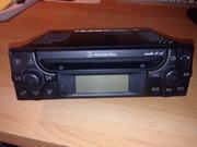 Штатная магнитола Mercedes Benz audio 10 MF2199