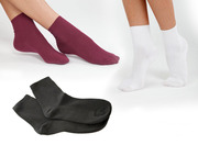 Турмалиновые физиотерапевтические антибактериальные носки