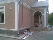 Строительство-реконструкция  загородных домов . Устройство фундамента
