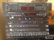Продам звуковое оборудование (пульт, компрессоры, процессоры)