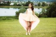 Красивое вечернее, выпускное, подружки невесты платье