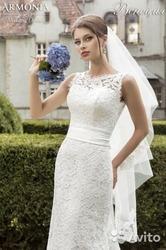 НОВОЕ  роскошное свадебное платье