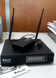 Петличная радиосистема Bardl US800D
