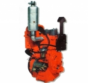 Дизельные двигатели водяного охлаждения