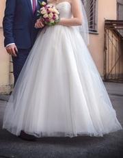 Продам свадебное платье ДЕШЕВО!