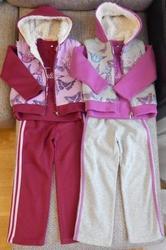 Продам теплые спортивные костюмы – тройка