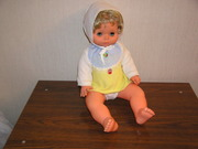 Кукла с закрывающимися глазами