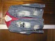 джинсовая куртка. Италия