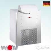 Газовый котёл wolf fng-17 c системой управления R1
