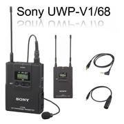 микрофонную систему Sony UWP-V1