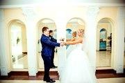 Продам шикарное бу свадебное платье