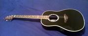 Электроакустическая гитара Stagg A1006-BK