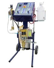 Машина для формовки стеклопластика инфузией и RTM