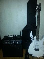 Полный комплект для гитариста. Дёшево!