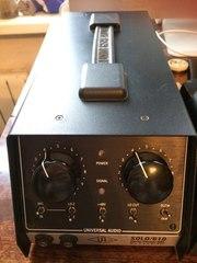 Микрофонный предусилитель Universal Audio Solo 610