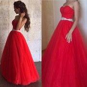 Свадебное платье или платье на выпускной
