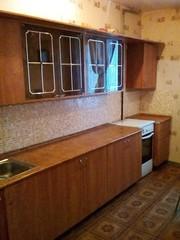 Кухня бу с подсвекой