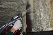 Утепление пенополиуретаном крыши дома подвалы